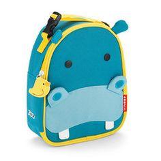 """Lunch-Tasche """"Hippo"""""""
