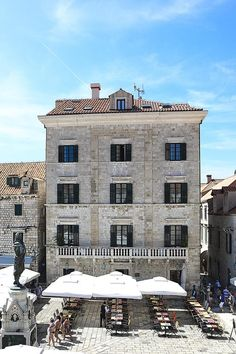 Top Hotels in Dubrovnik, Croatia, stunning views of the Old Town and the Adriatic Sea, choose the best hotel deal for your vacation. Concert Hall, Dubrovnik, Old City, Hotel Deals, In The Heart, 5 Star Hotels, 17th Century, Old Town, Croatia