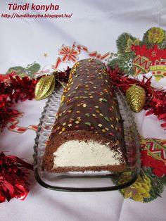 Tündi konyha: Gesztenyés alagút Tiramisu, Ale, Xmas, Ethnic Recipes, Food, Holidays, Holidays Events, Ale Beer, Christmas