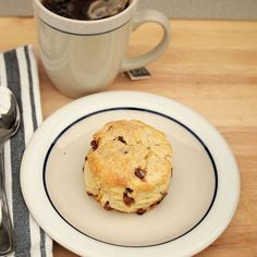 Cinnamon Chip Scones More biscuit than cake-like, these Cinnamon Chip Scones are the perfect accompaniment for your afternoon tea or coffee!