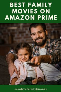 Top Family Movies on Amazon Prime - Creative Family Fun Top Family Movies, Family Movie Night, Family Show, The Daughter Movie, The Last Movie, See Movie, Best Amazon Movies, Good Movies, Best Superhero Movies