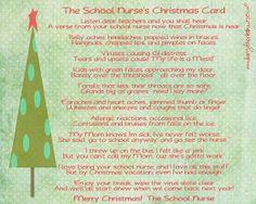 Diary Of A School Nurse: Merry Christmas!
