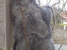 сумка с белой лошадью Жемчуженка  необычная от MariaAgafos на Etsy