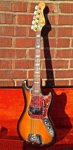 """""""67 Fender Bass V"""