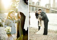 Brooklyn Bridge Park Wedding   Brooklyn Wedding Photographer
