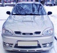 """Аэродинамический обвес """"Атланта"""" Chevrolet Lanos/Sens/Chance"""