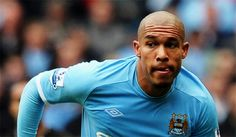 Nigel de Jong Manchester City ace Nigel de Jong has dismissed any transfer link to Bayern Munich this summer. The 27-year-old Dutchman has just 12 months left on his contract with the Premier League Champions and his reluctance to sign a fresh term offered by City management had fuelled the rumour