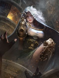 Check out this awesome piece by yue yue on #DrawCrowd