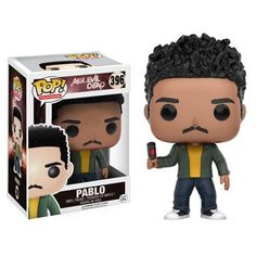 This is an Ash Vs Evil Dead POP Pablo Vinyl Figure that is produced by Funko. Pablo looks great with his bottel in one hand. Recommended Age: Condition: Brand New and Sealed Dimensions: X 1 Funko Ash Vs Evil Dead POP Pablo Vinyl Figure Pop Vinyl Figures, Action Toys, Action Figures, Paw Patrol, Overwatch, Toy Story, Doctor Who, Evil Dead, Vinyls