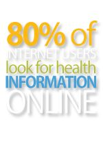 of internet users look for health information online. Medical Facts, Public Health, Caregiver, Chronic Pain, Interesting Facts, Potpourri, Infographics, Brave, Fun Facts