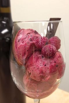 Berry Chocolate Zin Yonanas