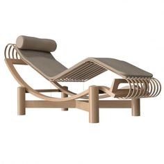 Chaise Lounge - 3D Model for Sale - 3D Squirrel