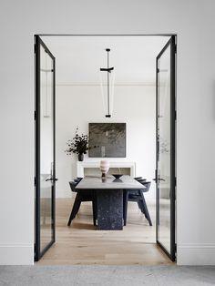 Toorak2 house von Robson Rak Architects   Wohnräume