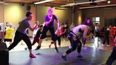 """Macklemore """"Can't Hold Us"""" - Zumba Dance Fitness With Lasara"""