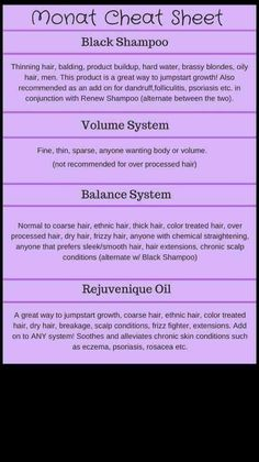 MONAT Products by collections : ) | Healthy Hair ...