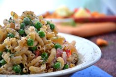 Gluten-Free Summertime Cashew Dill Pasta Salad, Wholeliving.com