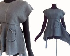 refashioned sweatshirts - Google Search