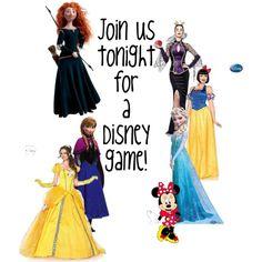 Disney game