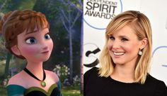 'Frozen' actress Kristen Bell calls girl with cancer to name her a princess