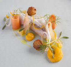 House of Tides Michelin Star, Shrimp, Gallery, House, Food, Roof Rack, Home, Haus, Houses
