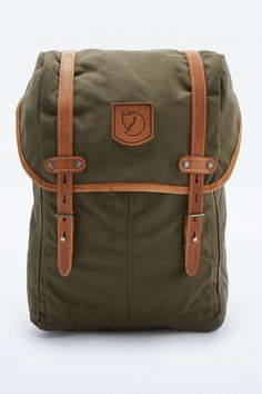 Fjallraven - Sac à dos Medium No. 21 olive