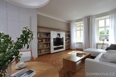 Manažerský byt v Praze