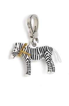 Juicy Couture Zebra Charm