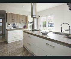 meuble de cuisine blanc delinia everest | cozinha | pinterest