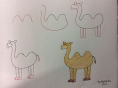 Fabulous Drawing On Creativity Ideas. Captivating Drawing On Creativity Ideas. Drawing Lessons For Kids, Easy Drawings For Kids, Drawing For Beginners, Amazing Drawings, Cool Drawings, Art Lessons, Simple Drawings, Drawing Ideas, Animal Crafts For Kids