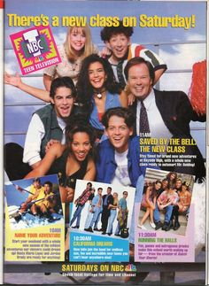 Saved By The Bell: The New Class.... FAIL