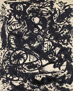 Pinterest the world s catalog of ideas for Jackson pollock coloring page