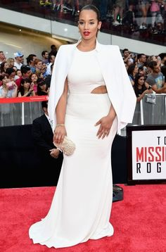 9 celebrities who have spoken out about designers refusing to dress them: Dascha Polanco.