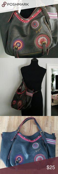Desigual Designer Purse Colorful Desigual Designer Purse Desigual Bags Shoulder Bags