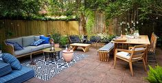 Now this is a backyard oasis!
