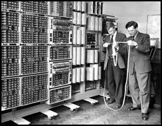the first computers