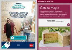 Gâteau Mojito - La Presse+
