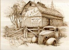 Check out and download these free Advertising Barn Landscape patterns. Foxchapelpublishing.com