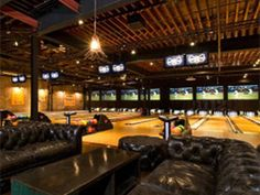 Brooklyn Bowl Bowling Lanes