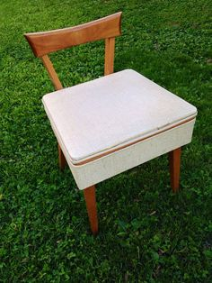 SEWING BOX 1950s, Dutch Teders Metalux, mid century modern metal ... | {Eichenschrank modern 52}