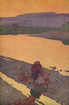 ILLUSTRATION ART: THE TRAINING OF JULES GUERIN
