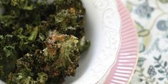 Ají Kale Chips (Garlic Kale Chips)