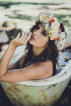 Taken Photography | Flowers: Cupertinos | Styling: Emma Amies | Hair & Makeup: Tussta Hair