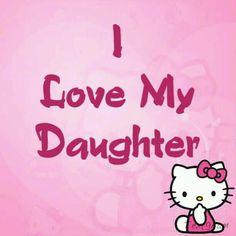 I ♥ my daughter