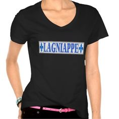 Blue Tiles Lagniappe T-shirts