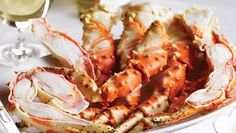 King Crab Legs are great for entertaining - thaw and serve with your favorite cocktail sauce