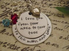 GODMOTHER Gift, Message card included, to Godmother from ...