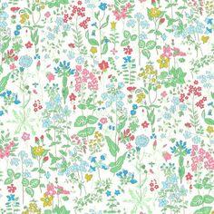 Liberty of London Tana Lawn: Field Flowers (D)