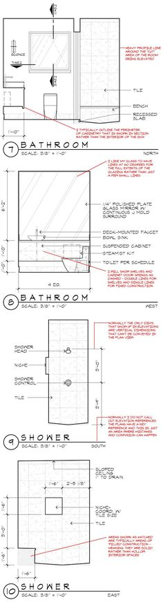 drawing conventions for interior design - Google Search