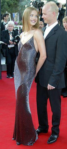 Natalia Vodianova #nataliavodianova #model #outfit #fashion #look