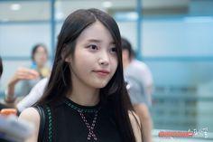 IU STUDIO :: 150830 인천공항 입국 아이유 직찍 by 스피넬